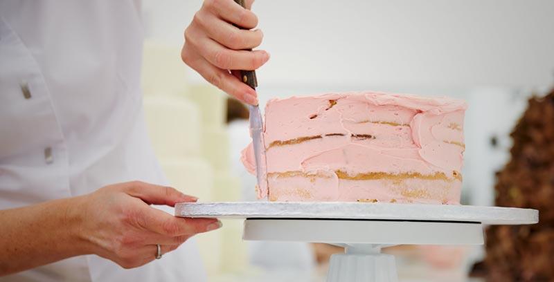 La Universal línea de pasteles